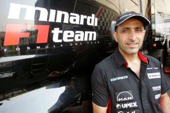 Chanoch Nissany, Minardi