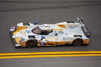 #38 Performance Tech Motorsports ORECA 07 Gibson: Kyle Masson, Cameron Cassels, Robert Masson, Don Yount