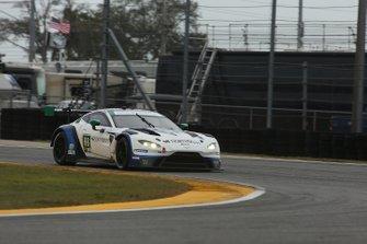 #98 Aston Martin Racing, Aston Martin Vantage GT3, GTD: Paul Dalla Lana, Pedro Lamy, Ross Gunn, Mathias Lauda