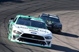 Austin Cindric, Team Penske, Ford Mustang MoneyLion, Riley Herbst, Joe Gibbs Racing, Toyota Supra Monster