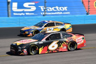 Ross Chastain, Roush Fenway Racing, Ford Mustang Oscar Mayer, Chris Buescher, Roush Fenway Racing, Ford Mustang SunnyD