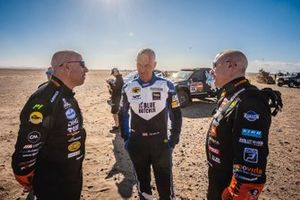 Эрик ван Лон, Overdrive Racing, Тим Коронель и Том Коронель, Maxxis Dakar Team powered by Eurol