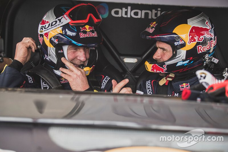 #403 Red Bull Off-Road Team USA: Cyril Despres, Mike Horn