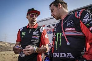 Ruben Faria, Monster Energy Honda Team manager