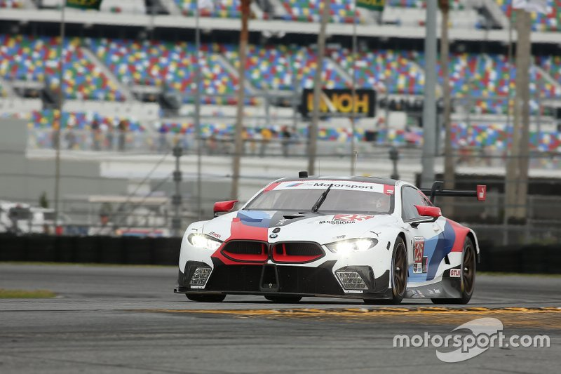 #25 BMW Team RLL BMW M8 GTE: Connor De Phillippi, Colton Herta, Bruno Spengler, Philipp Eng