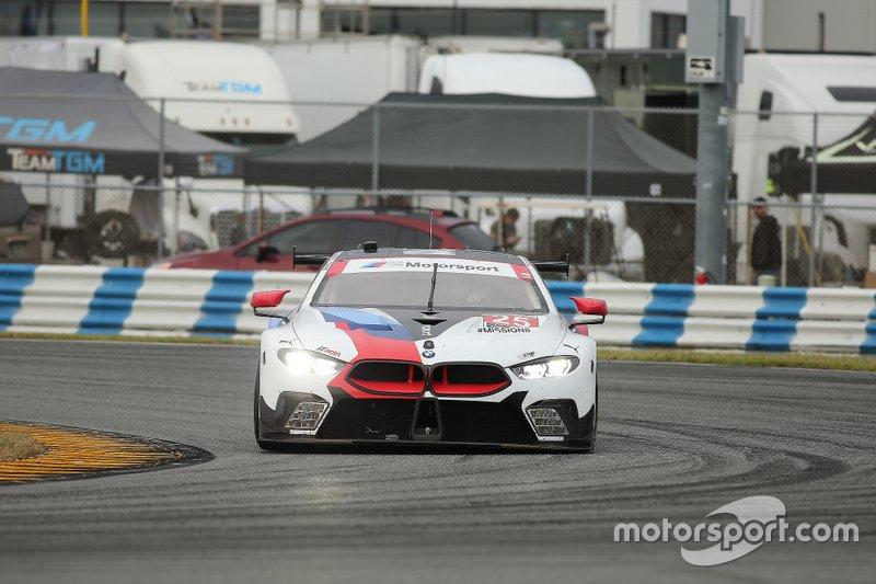 #25 BMW Team RLL BMW M8 GTE: Connor De Phillippi, Colton Herta, Bruno Spengler, Philipp Eng
