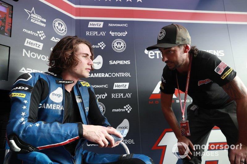 Joe Roberts, American Racing, John Hopkins