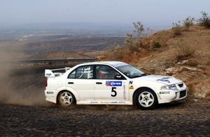 David Higgins, Mitsubishi Lancer EVO
