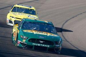 Aric Almirola, Stewart-Haas Racing, Ford Mustang Eckrich