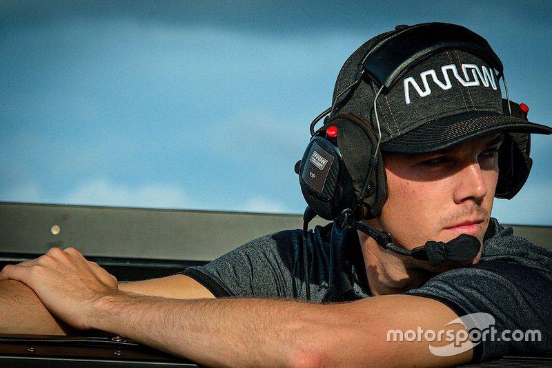 Oliver Askew, Arrow McLaren SP-Chevrolet