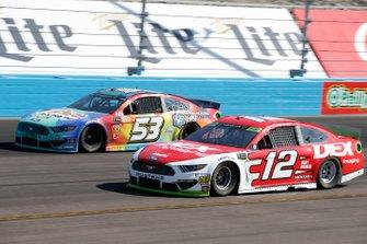 Ryan Blaney, Team Penske, Ford Mustang DEX Imaging J.J. Yeley, Rick Ware Racing, Chevrolet Camaro FACTOR ONE SOURCE FAST PHARMACY