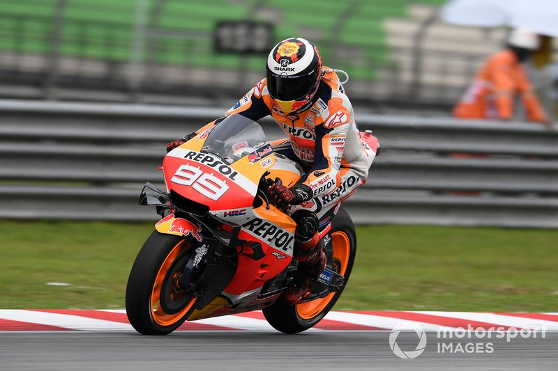 2019: MotoGP, 19º - Jorge Lorenzo - Honda