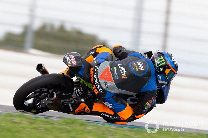 Andi Farid Izdihar, Sky Racing Team VR46