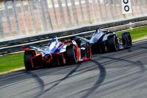 Nyck de Vries, Mercedes Benz EQ, EQ Silver Arrow 01 Jérôme d'Ambrosio, Mahindra Racing, M6Electro
