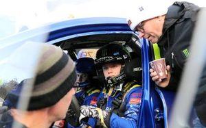 Oliver Solberg, Petter Solberg, Subaru Motorsports USA