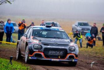 Alexey Lukyanuk, Alexey Arnautov, Citroen C3 R5