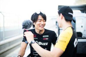 Nobuharu Matsushita, Carlin, Jack Aitken, Campos Racing