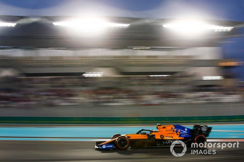 6 место: Ландо Норрис, McLaren 1:36.436