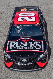 Erik Jones, Joe Gibbs Racing, Toyota Camry Reser's Fine Foods