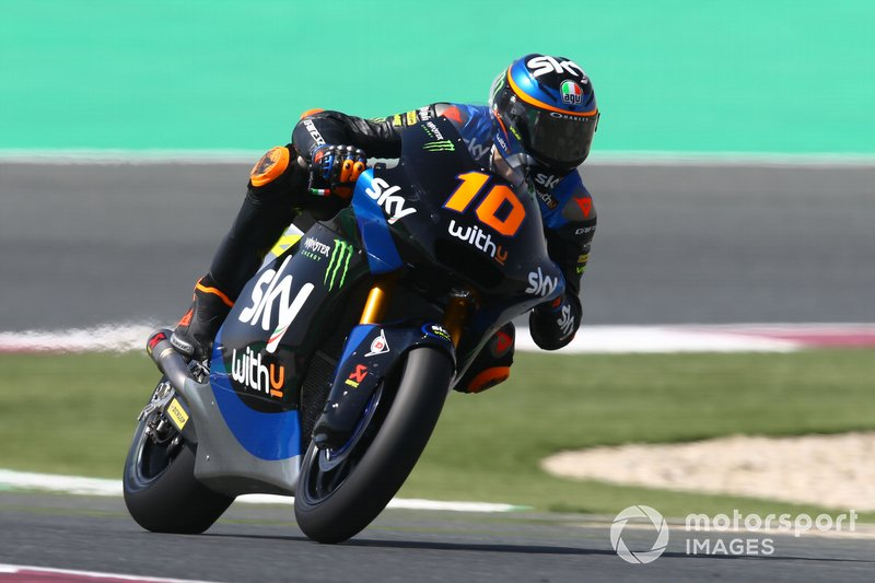 #10 Luca Marini, Sky Racing Team VR46