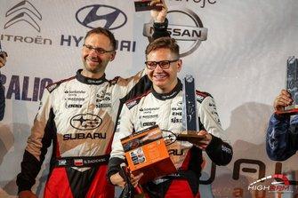 Kuba Greguła, Grzegorz Dachowski, Subaru Impreza