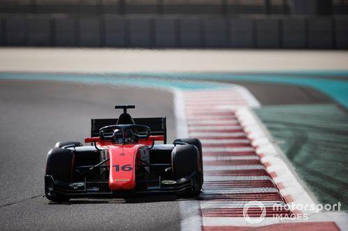 Testes de dezembro em Abu Dhabi
