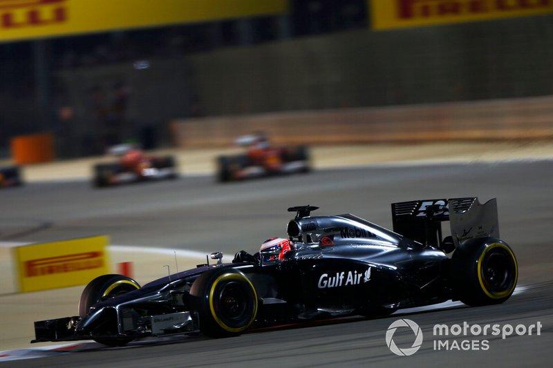 2014: McLaren