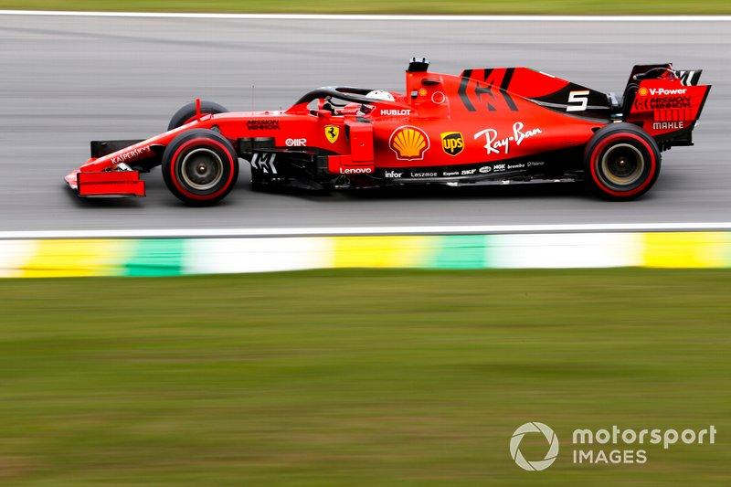 Sebastian Vettel - 96 GP menés