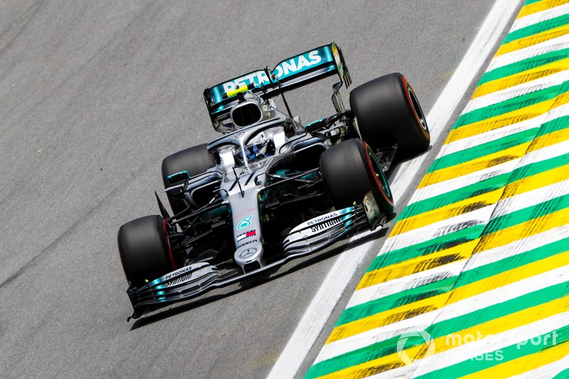 4-е место: Валттери Боттас, Mercedes - 1:07.874