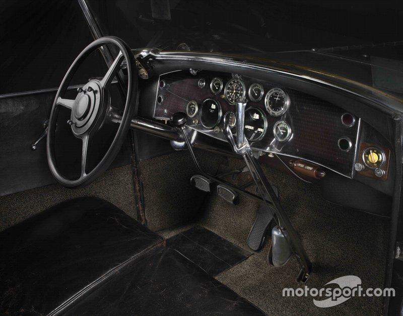 1929 Duesenberg Cockpit