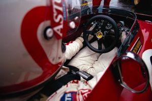 Clay Regazzoni, Ferrari 312B2, al GP d'Olanda del 1971
