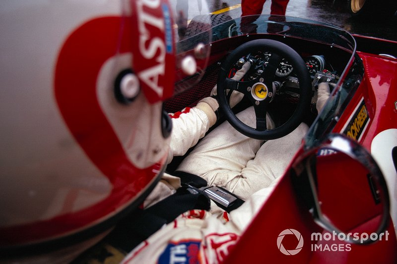Zandvoort 1971: In de Ferrari-cockpit van Clay Regazzoni