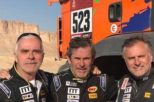 #523 Epsilon MAN: Jordi Juvanteny, Jose Luis Criado, Xavier Domenech