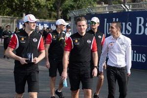 Oliver Rowland, Nissan e.Dams, Sébastien Buemi, Nissan e.Dams
