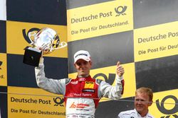 Podium: third place Jamie Green, Audi Sport Team Rosberg, Audi RS 5 DTM