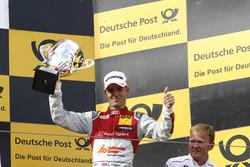 Podium: third place Jamie Green, Audi Sport Team Rosberg, Audi RS 5 DTM