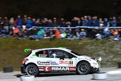 Emanuele Zecchin, Nicola Vettoretti, Peugeot 208 R R5, Power Car Team
