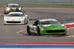 #2 Ferrari of Houston, Ferrari 458: Ricardo Perez