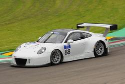 #88 Mentos Racing Porsche 911 GT3: Egidio Perfetti, Klaus Bachler