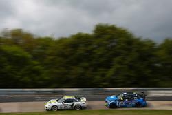 Aurel Schoeller, Christian Schmitz, Porsche 991 Carrera; Thomas Jaeger, Rudi Adams, BMW M235i Racing