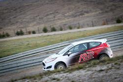 Steve Røkland, Ford Fiesta R2T