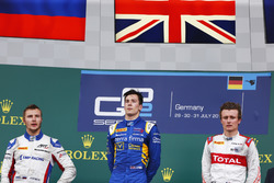 Alex Lynn, DAMS Sergey Sirotkin, ART Grand Prix and Arthur Pic, Rapax