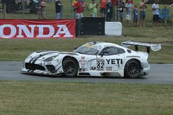 #82 McCann Racing Dodge Viper GT3: Michael McCann