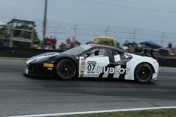 #07 Scuderia Corsa, Ferrari 458: Martin Fuentes