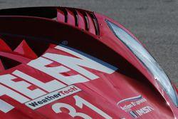 Detalle de #31 Action Express Racing Corvette DP: Eric Curran, Dane Cameron