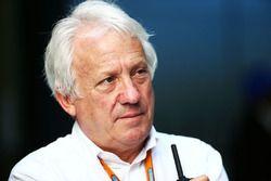 Charlie Whiting, FIA delegált