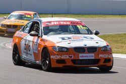 Nathan Morcom, Chaz Mostert, BMW 335i E92