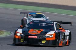 #14 Optimum Motorsport, Audi R8 LMS: Joe Osborne, Flick Haigh, Ryan Ratcliffe