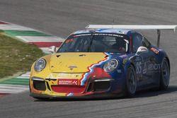 #85 Speedlover Porsche 991 Cup: Charel Arendt, Franz Arendt
