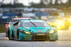 #28 Konrad Motorsport, Lamborghini Huracan GT3: Terry Borcheller, Christopher Buck, Franz Konrad, Je